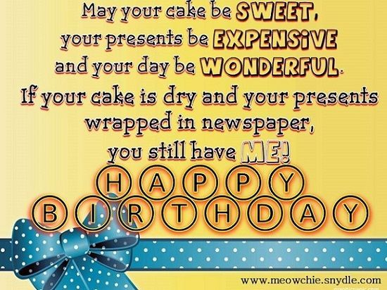 Best 25 Happy birthday humorous ideas – Birthday Greetings for Friends Sayings