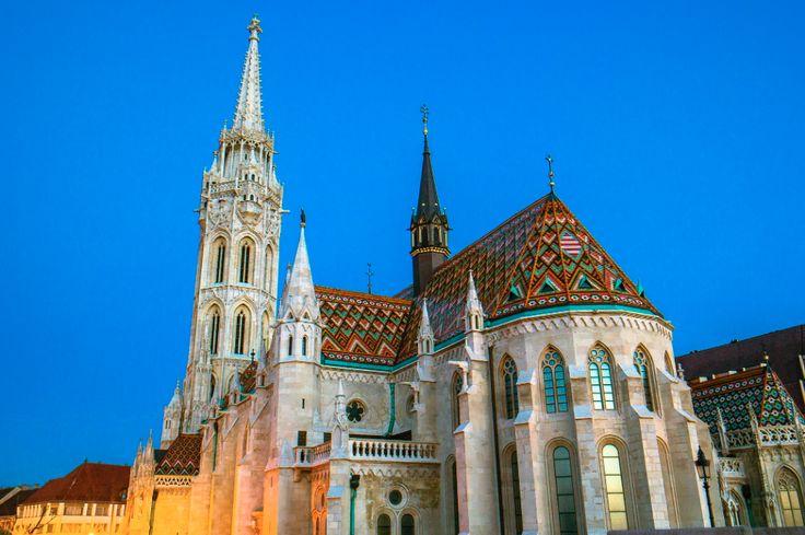 Mathias Church Budapest :: Budapest :: photo by Riccsi (Richárd Sárközi)