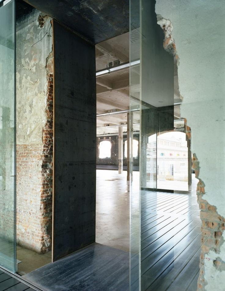 Wow. Fantastic. Intermediae Matadero Madrid / Arturo Franco © Carlos Fernández Piñar #architecture #design