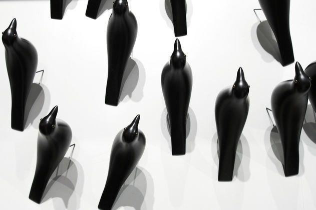 #Eames House Bird @vitra