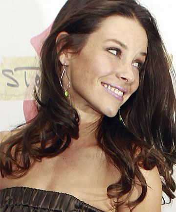 Lost star Evangeline Lilly is the latest celebrity to be spotted around Wellington as filming on The Hobbit resumes.  The 31-year-old actress, who played Kate Austen in Lost,was in New Zealand to playelf, Tauriel, in Sir Peter Jackson's film which isbeing shot fromhisMiramar studios.