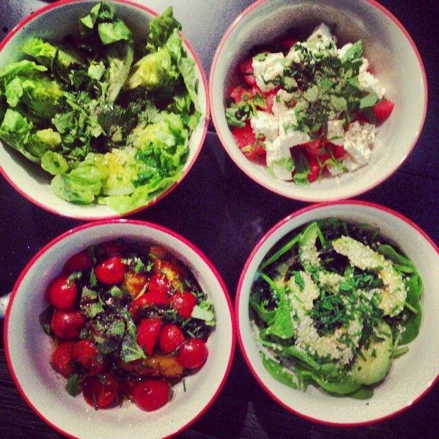 «#summer #healthy #diner»
