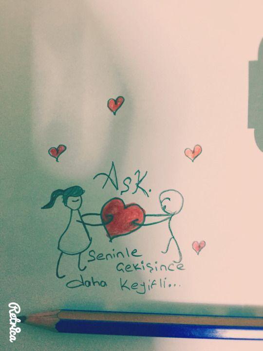 Aşk seninle çekişince daha keyifli... www.love.gen.tr #Aşk #Sevgi