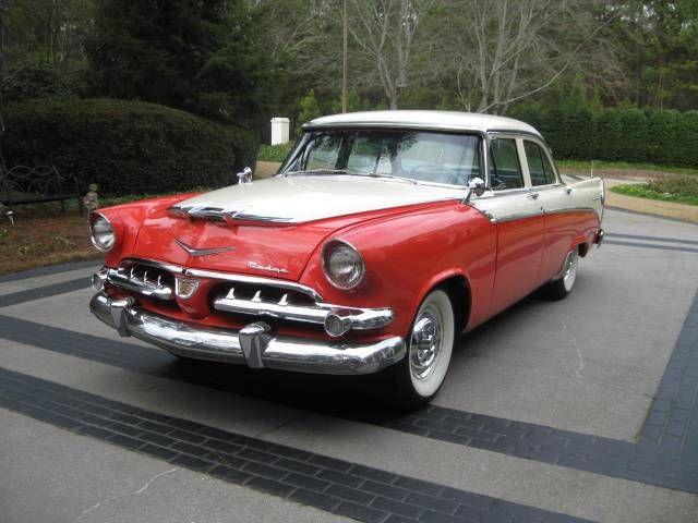 1956 Dodge Custom Royal Super Red Ram