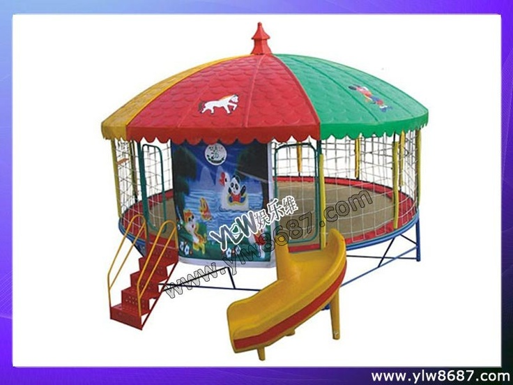 trampoline house,exercise trampoline bed on http://www.ylw8687.com/en/product.asp?class=006=4 $899.21