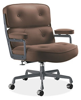 Eames® Powdercoated Executive Chair - Office Chairs - Office - Room & Board