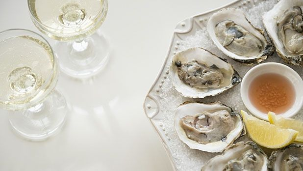 The Perfect Sauce for Raw Oysters - Champagne Mignonette Recipe - MensJournal.com