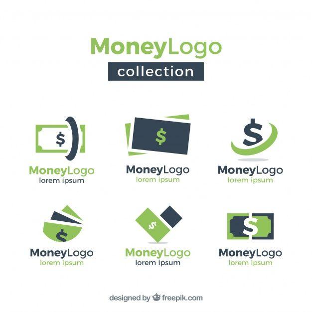Lade Geld Logo Vorlage Sammlung Kostenlos Herunter Logo Template Vorlagen Geld