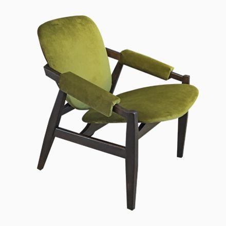 Italienischer Vintage Sessel von Pizzetti, 1960er Jetzt bestellen unter: https://moebel.ladendirekt.de/kueche-und-esszimmer/stuehle-und-hocker/armlehnstuehle/?uid=67d87c2b-1479-5fb9-b2ec-da75013e8a35&utm_source=pinterest&utm_medium=pin&utm_campaign=boards #kueche #esszimmer #armlehnstuehle #hocker #stuehle