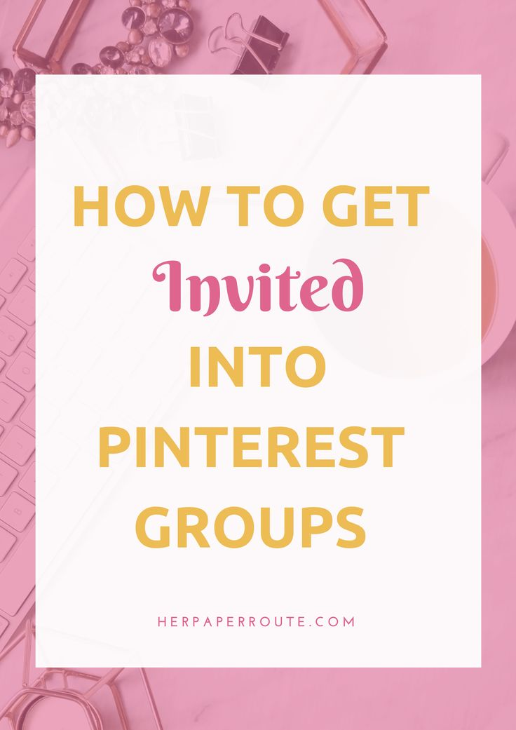 Pinning to group boards will help grow your reach, and better your chances of ranking higher on Pinterest. How Do You Find Pinterest Group Boards? How Do You Join Pinterest Group Boards? | www.herpaperroute.com