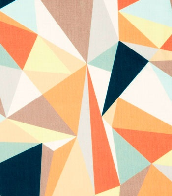 Sparkk fabric... great colours