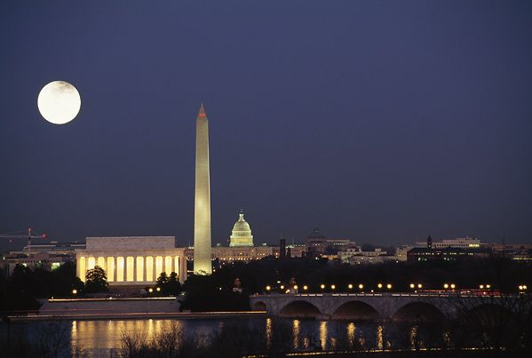 Where I loved to live. DC