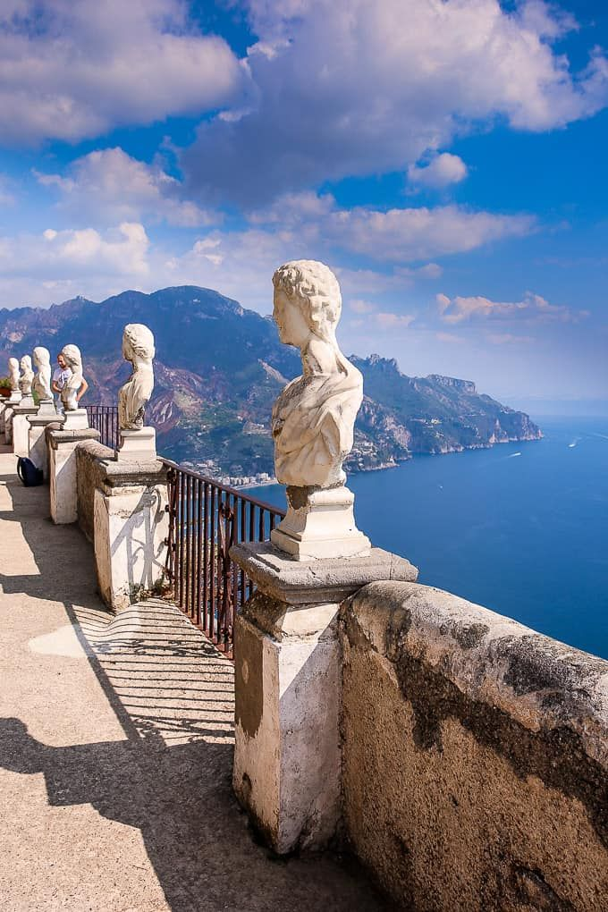 Terrazza Dell Infinito Ravello Amalfi Coast In 2020 Cool