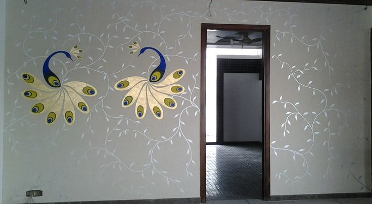 For Interior Wall Painting & decorating, Contact us today!