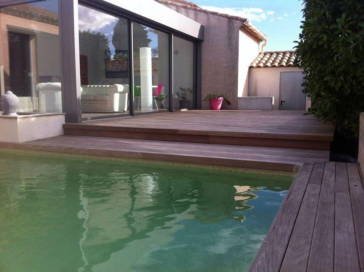 28 best piscine images on Pinterest Pool decks, Workshop and