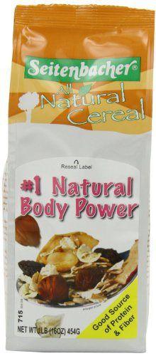 Seitenbacher Müsli #1 Natural Body Power 16 Oz (12 Pack Case) - http://sleepychef.com/seitenbacher-musli-1-natural-body-power-16-oz-12-pack-case/