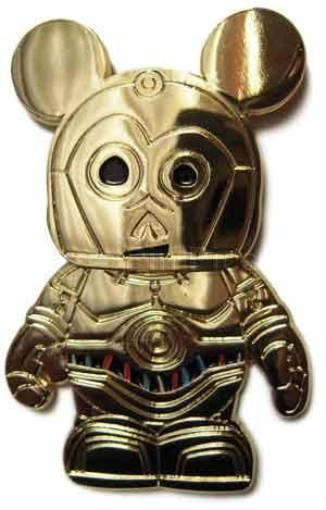 Walt Disney Co. Acquires LucasFilm LTD. for $4,000,500,000 Billion | Mickey Mouse C3P0 Pin | Full Story Apelpi.com