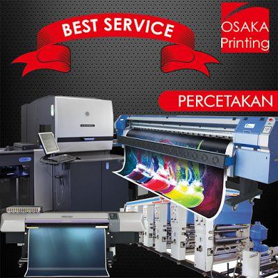 Osaka Printing: PERCETAKAN