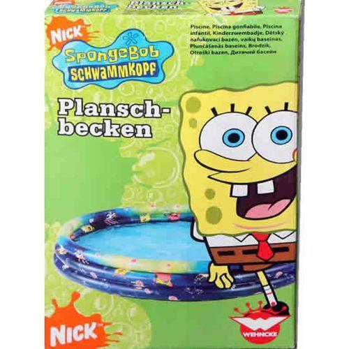 Spongebob Zwembad (100x24cm)