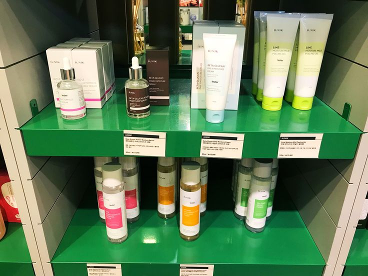 IUNIK Korean Beauty Products
