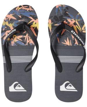 fa62a66d9e QUIKSILVER MEN S MOLOKAI ZEN FLIP-FLOPS.  quiksilver  shoes ...