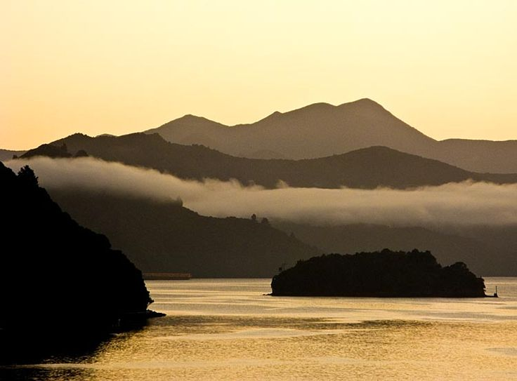 Queen Charlotte Sound,  see more at New Zealand Journeys app for iPad www.gopix.co.nz