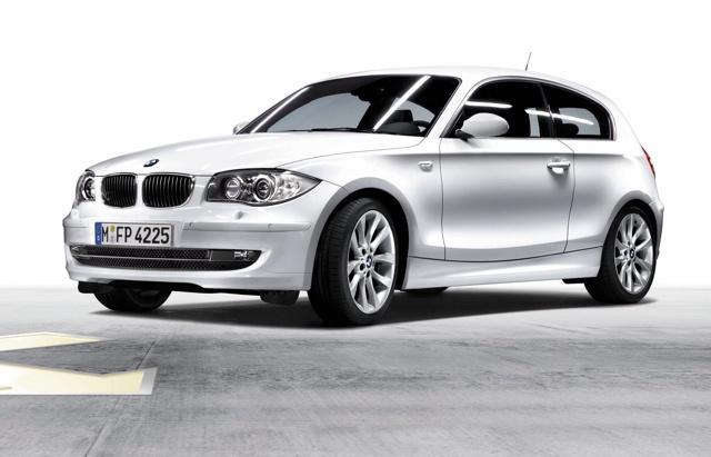 BMW 1 series 3-door, BonerAlert!