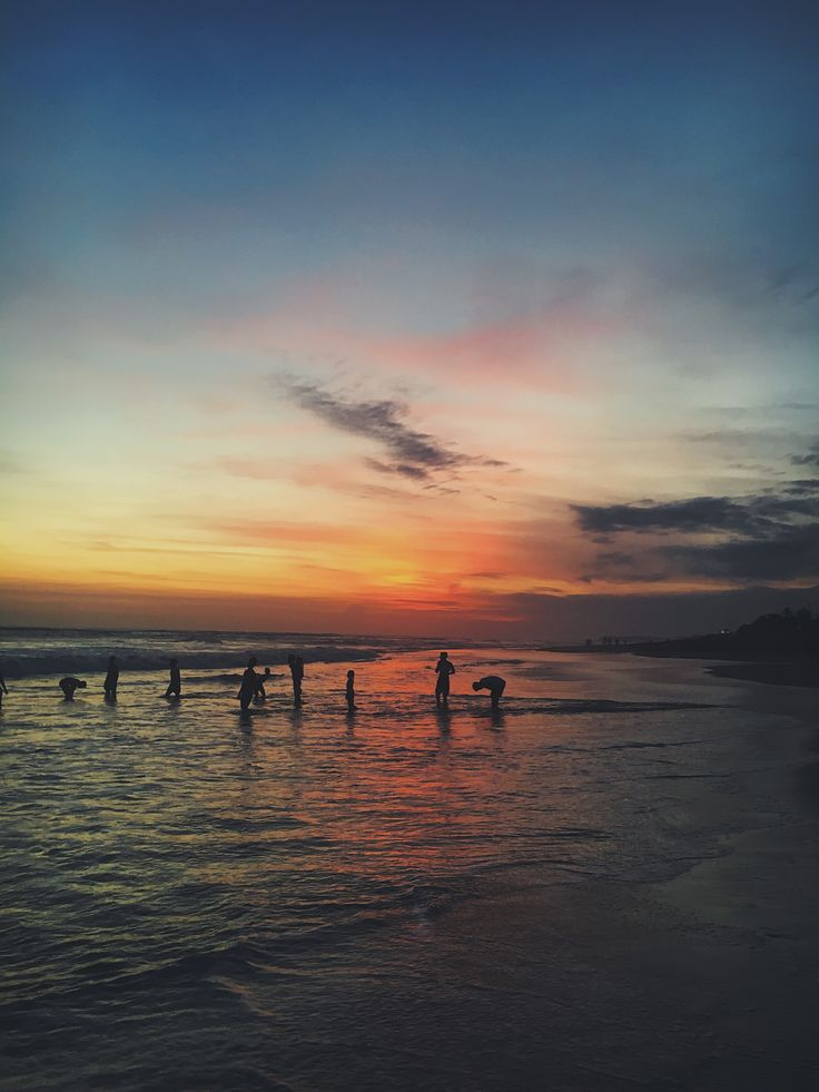 Kuta Beach, Bali   #bali #photography #beach #sunset