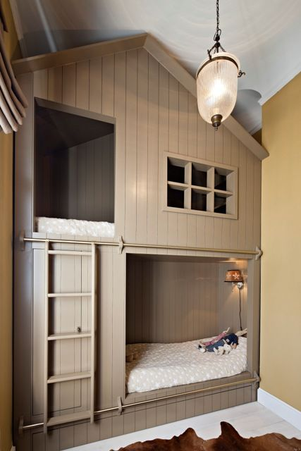 13 best lit cabane images on pinterest for Mobilier enfant