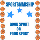Sportsmanship is a crucial social skill for students to learn.  Included are 30 sportsmanship choice cards to help students learn and understand th...