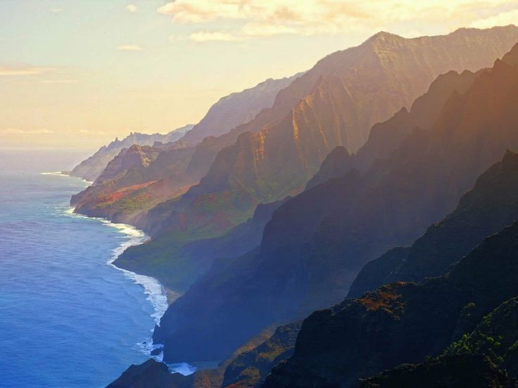 Na Pali Coast, Kauai, Hawaii: Favorite Places, Beautiful Creations, Travel Photo, Kauai Beautiful, Beaches Destinations Wedding, Coast Kauaii, Kauai Hawaii, Beautiful Beaches, Napali Coastlin