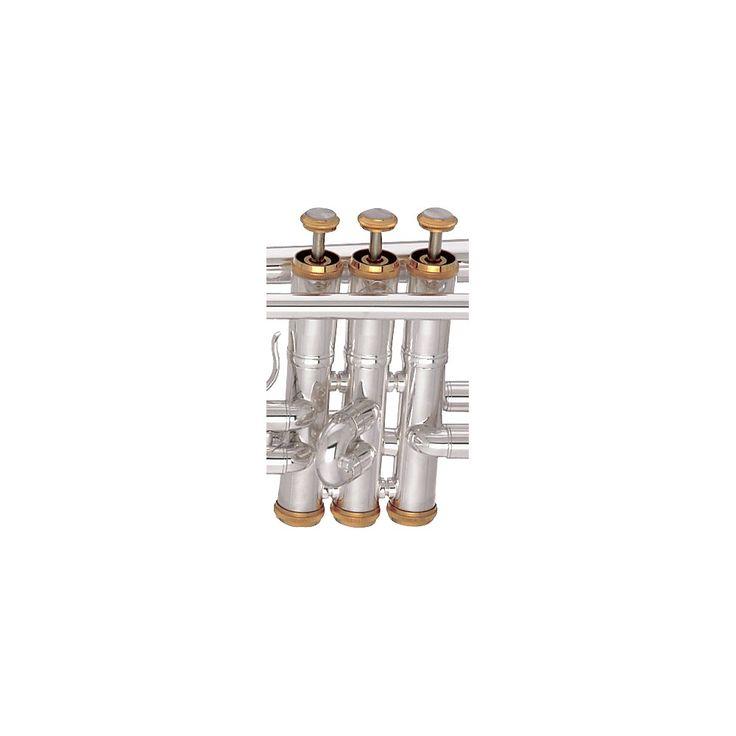 Getzen 3003 Genesis Trumpet Trim Kit Nickel Plate