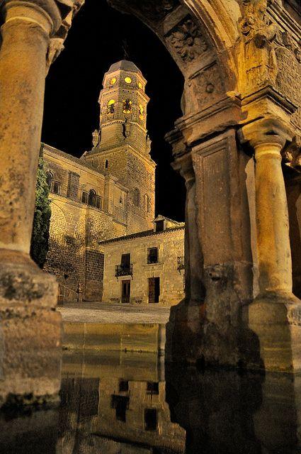 Baeza , Jaen , Spain