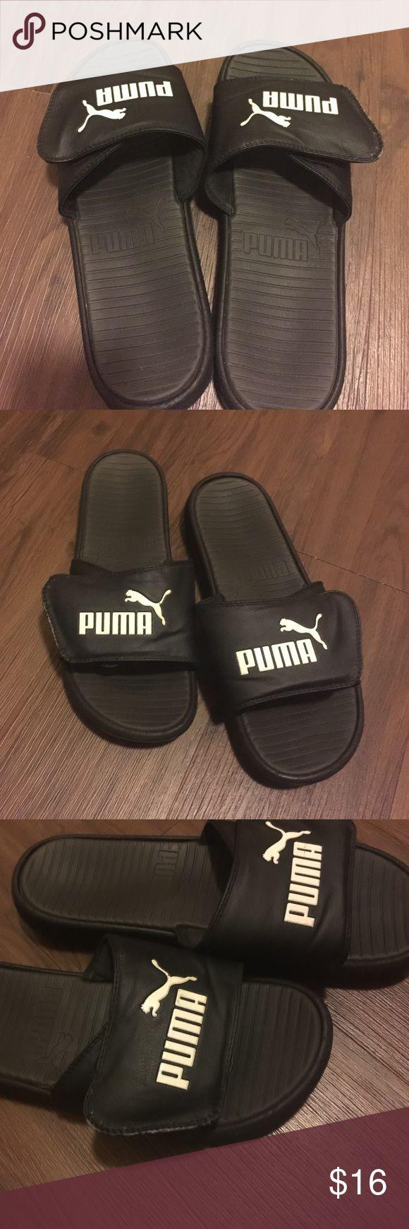 Puma sandal 11 Puma size 11 men, Velcro Shoes Sandals & Flip-Flops