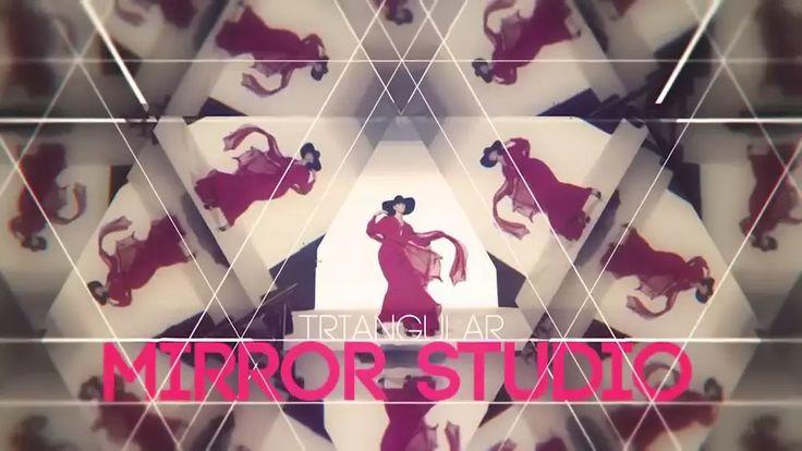 After Effects Template - Triangular Mirror Studio on Vimeo