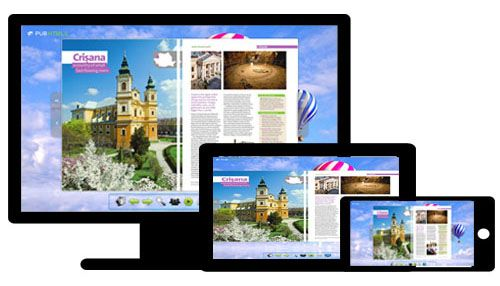 PubHTML5 Announces the Launch of Fast, Easy and 100% Free Magazine Maker