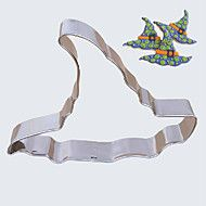halloween+téma+boszorkány+kalap+alakú+cookie+cutter,+l+7,6+cm+xw+7,6+cm+xh+2,5+cm,+rozsdamentes+acél+–+EUR+€+4.14