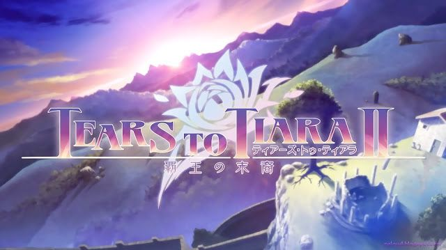Games Movies Music Anime: Tears to Tiara 2 - Opening Video