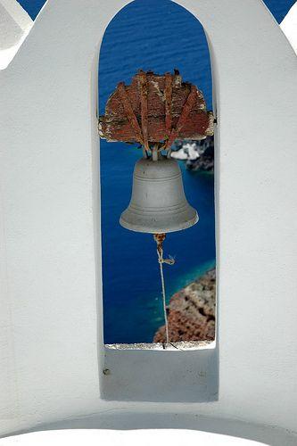 Santorini - Oia - Chourch Bell