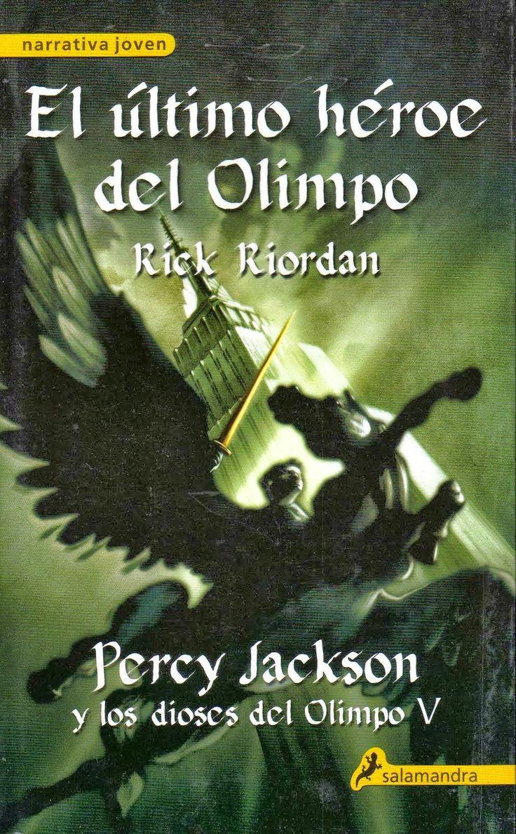 La Guardia de Los Libros : El Último Héroe Del Olimpo, Saga Percy Jackson Y L...