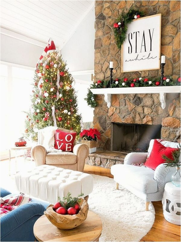 Como Decorar La Sala En Navidad