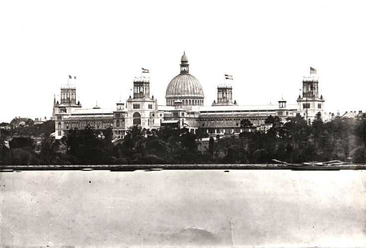 The Garden Palace Sydney