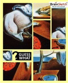 Guess what it is.. #guesswhat #brainsketch #design #question #guess