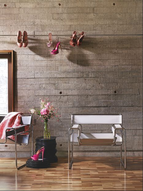 Timber Panelled Wallpaper   Great For Adding A Warm Tone And Texture To The  Room Without · Wall ColoursInterior ...