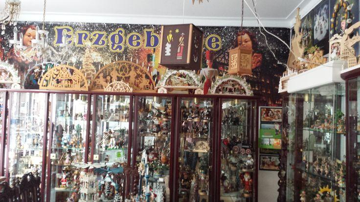 Ladenlokal Erzgebirge-Shop-Deutschland 45309 Essen Matthias-Erzberger-Strasse102