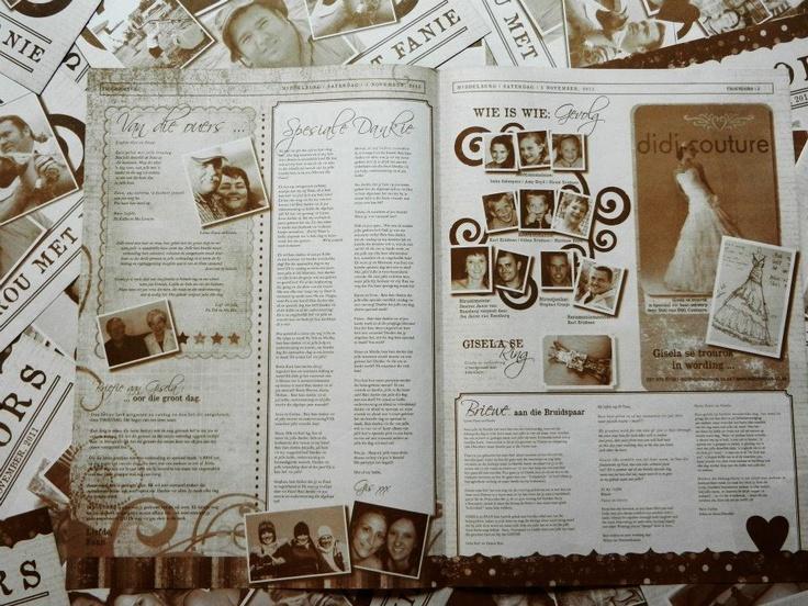 Wedding Gazette