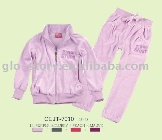Glo-story distributors set children clothing  FOB Price: US $ 7 - 10 / Set | Get Latest Price Min.Order Quantity: 1200 Set/Sets 1000sets per color per style could be considerable Supply Ability: 100,000 Piece/Pieces per Month 25000per week http://shop-id.org/go/?a=1576&c=8&p=Glo-story-distributors-set-children-clothing_351734184