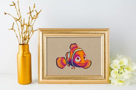 Nemo Signed Print