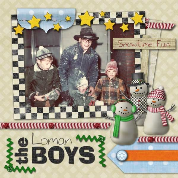 This a scrapbook page I made up with one of my digital scrapbook kits that can be found in the store at https://store.digitalscrapbookplace.comScrapbook Kit