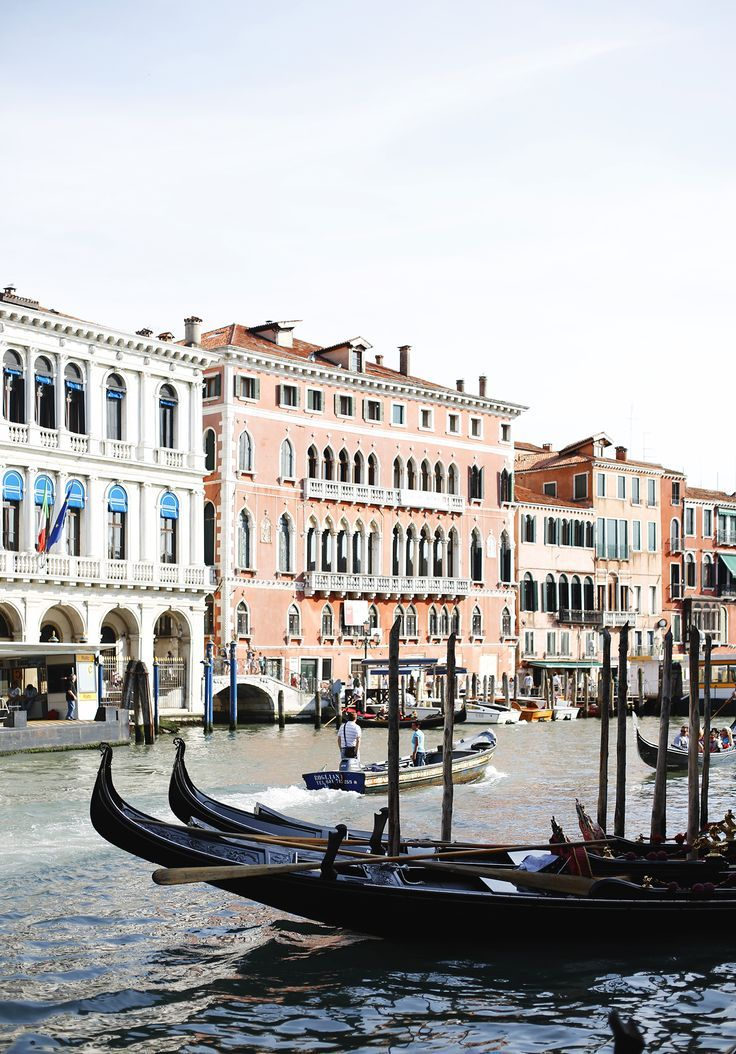 Italy Travel Inspiration - A Whirlwind Trip To Venice // Where to stay and where to go | Travel Guide | Europe